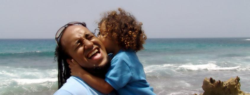 Oxytocine, het knuffelhormoon.